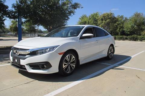 2016 Honda Civic for sale in Garland, TX