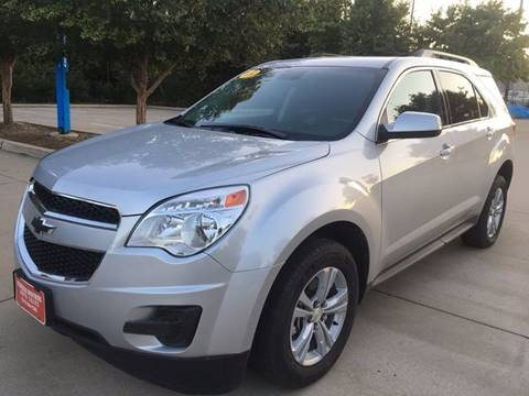2015 Chevrolet Equinox for sale at Vemp Auto in Garland TX