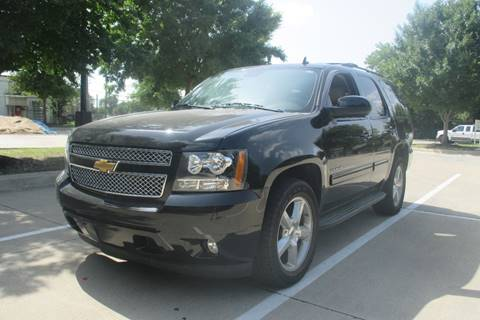 2013 Chevrolet Tahoe for sale in Garland, TX