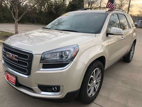 2016 GMC Acadia for sale in Garland, TX
