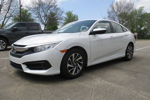 2018 Honda Civic for sale in Garland, TX