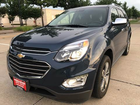 2017 Chevrolet Equinox for sale in Garland, TX