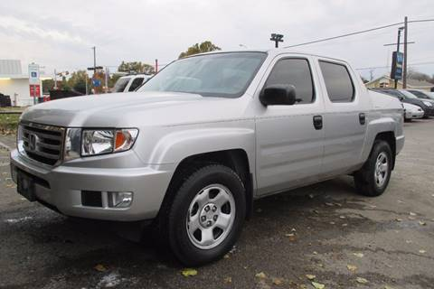 2013 Honda Ridgeline for sale in Garland, TX