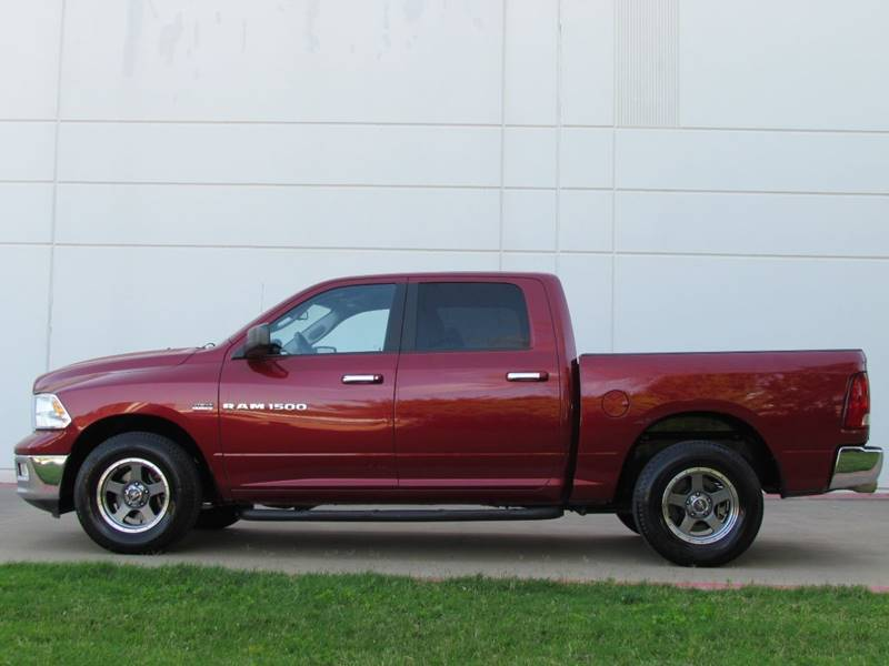 2011 RAM Ram Pickup 1500 4x2 SLT 4dr Crew Cab 5.5 ft. SB Pickup - Dallas TX
