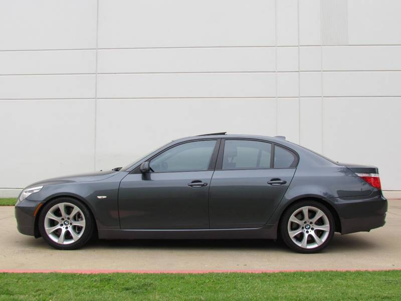 2008 BMW 5 Series 535i 4dr Sedan Luxury - Dallas TX