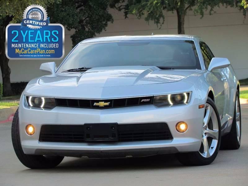2014 Chevrolet Camaro LT 2dr Coupe w/2LT - Dallas TX