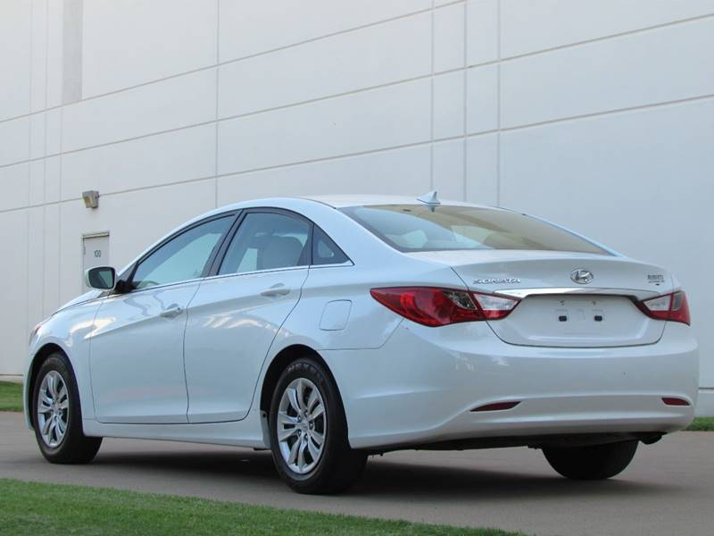 2012 Hyundai Sonata GLS 4dr Sedan - Dallas TX