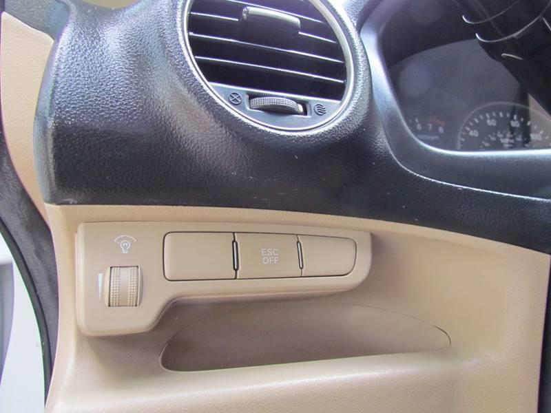 2008 Kia Rondo LX 4dr Wagon V6 - Dallas TX