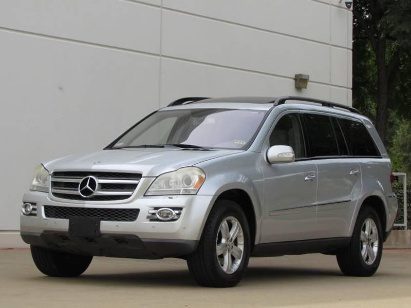 2007 Mercedes-Benz GL-Class AWD GL 450 4MATIC 4dr SUV - Dallas TX