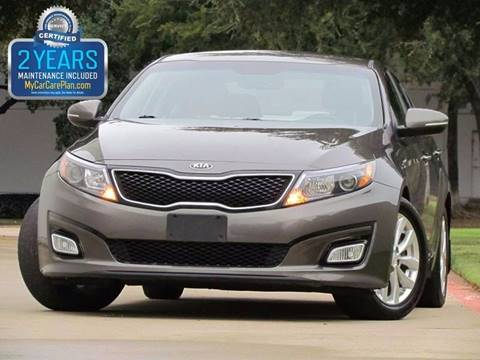 2014 Kia Optima for sale in Dallas, TX