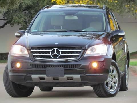 2007 Mercedes-Benz M-Class for sale in Dallas, TX