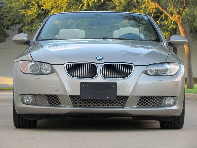 Bmw Series I Dr Convertible In Dallas TX Dallas Car R Us - 2008 bmw 3 series 335i convertible