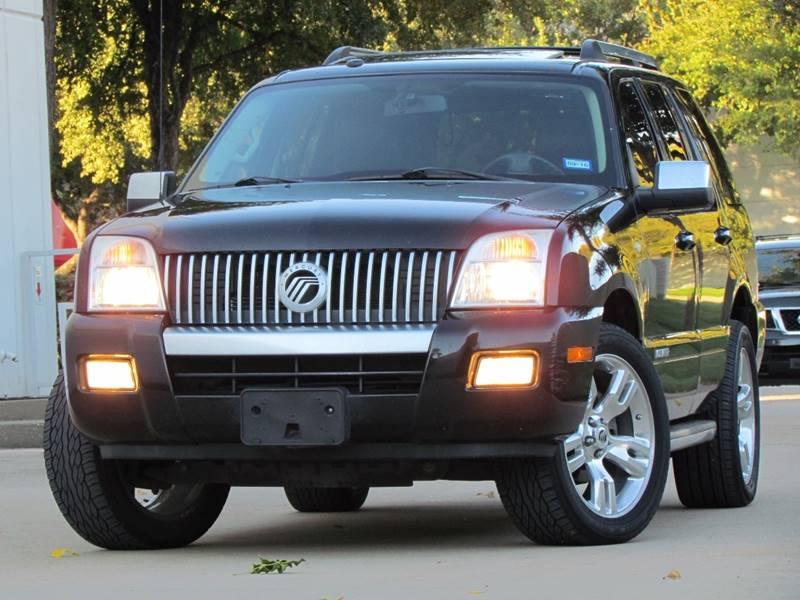 2010 Mercury Mountaineer Premier 4dr SUV In Dallas TX - Dallas Car R Us