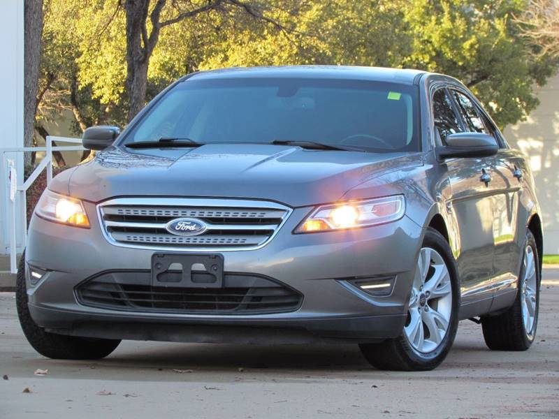 2011 Ford Taurus SEL 4dr Sedan - Dallas TX