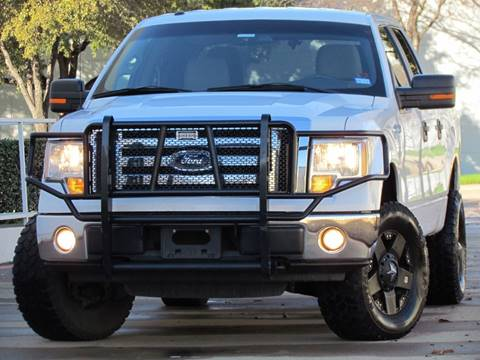 2010 Ford F-150 for sale in Dallas, TX