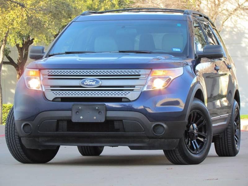 Ford Explorer AWD Dr SUV In Dallas TX Dallas Car R Us - Ford dallas