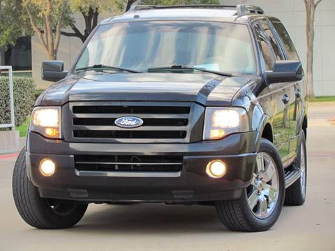 2007 Ford Expedition for sale in Dallas, TX