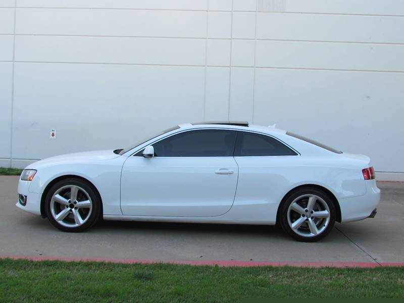 2010 Audi A5 AWD 2.0T quattro Premium Plus 2dr Coupe 6A - Dallas TX