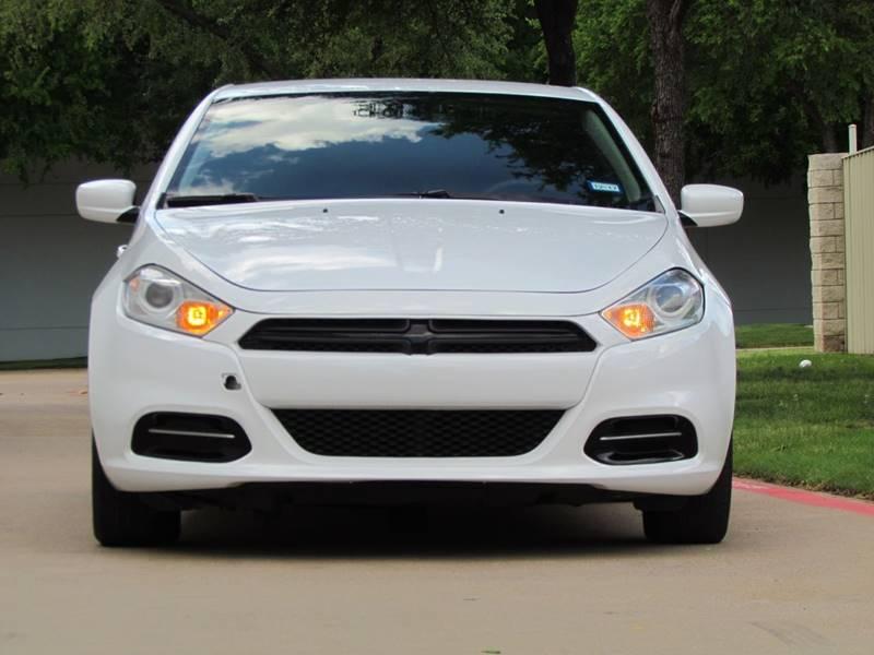 2015 Dodge Dart SE 4dr Sedan - Dallas TX
