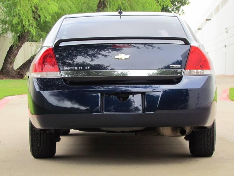2008 Chevrolet Impala LT 4dr Sedan - Dallas TX