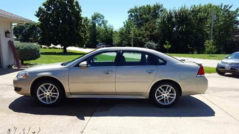 2012 Chevrolet Impala for sale in O'Neill NE