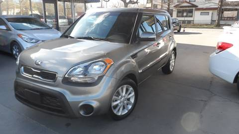 2013 Kia Soul for sale in Wichita, KS