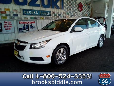 2012 Chevrolet Cruze for sale in Bothell, WA