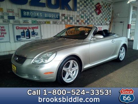 2005 Lexus SC 430 for sale in Bothell, WA