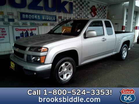 2010 Chevrolet Colorado for sale in Bothell, WA