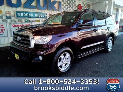 2016 Toyota Sequoia for sale in Bothell, WA