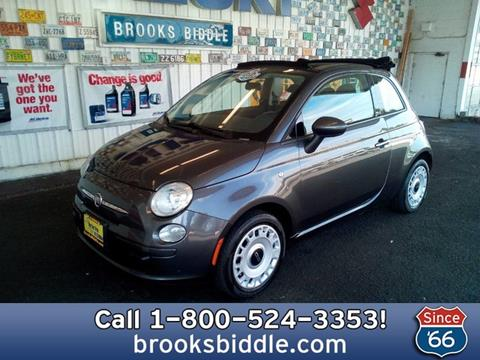 2015 FIAT 500c for sale in Bothell, WA