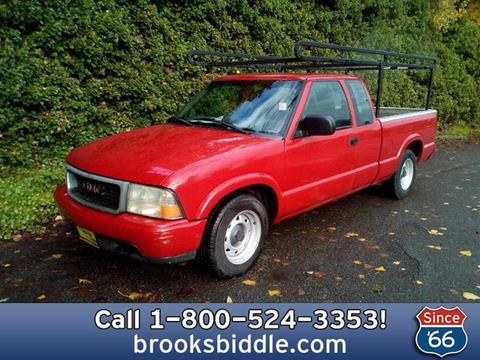 2001 GMC Sonoma for sale in Bothell, WA
