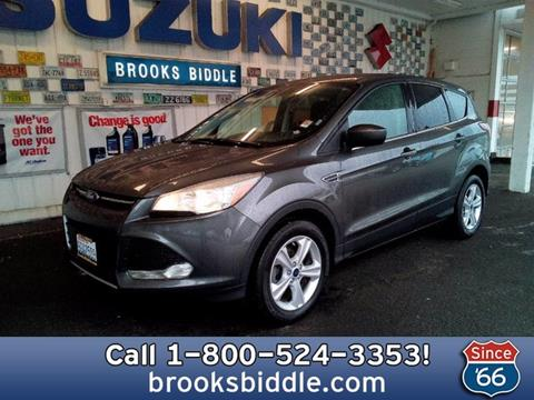 2016 Ford Escape for sale in Bothell, WA