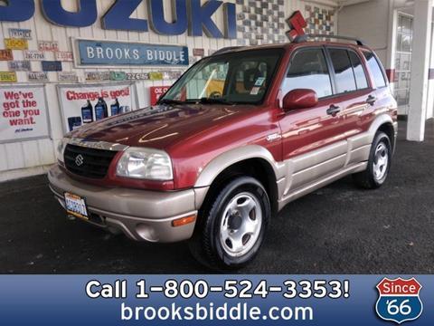2002 Suzuki Grand Vitara for sale in Bothell, WA