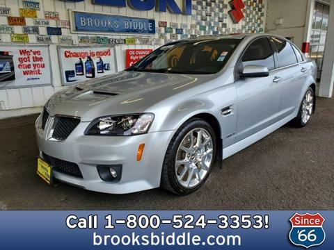 2009 Pontiac G8 for sale in Bothell, WA