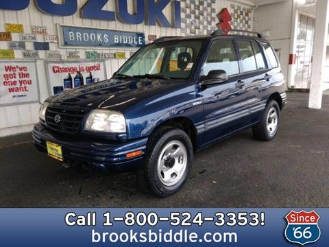 2003 Suzuki Vitara for sale in Bothell, WA