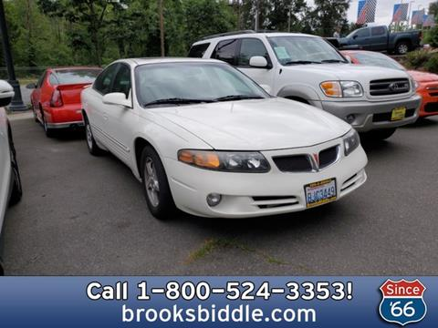 2002 Pontiac Bonneville for sale in Bothell, WA
