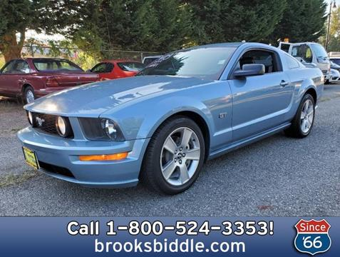 2006 Ford Mustang for sale in Bothell, WA