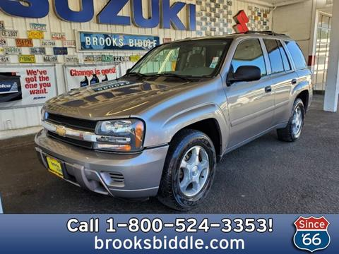 2006 Chevrolet TrailBlazer for sale at BROOKS BIDDLE AUTOMOTIVE in Bothell WA