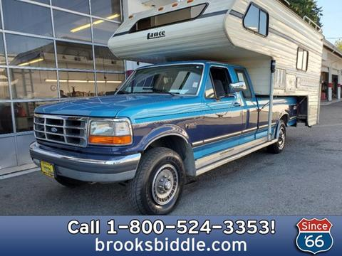 1994 Ford F-250 for sale in Bothell, WA