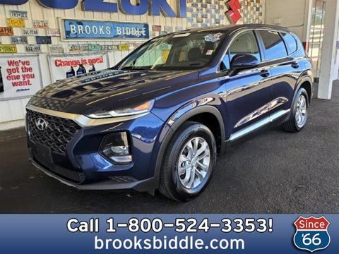 2019 Hyundai Santa Fe for sale in Bothell, WA