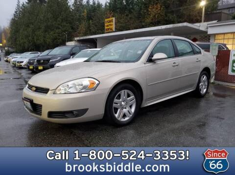 2010 Chevrolet Impala for sale in Bothell, WA