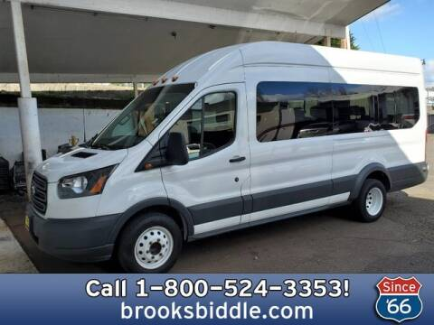 2018 Ford Transit Passenger for sale at BROOKS BIDDLE AUTOMOTIVE in Bothell WA