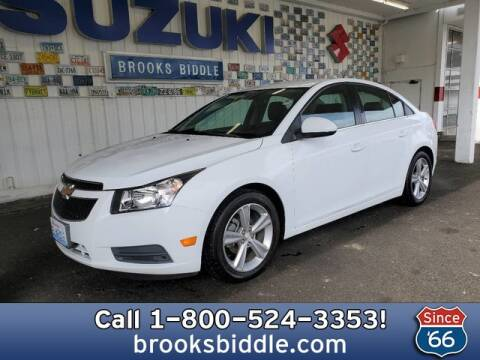 2013 Chevrolet Cruze 2LT Auto for sale at BROOKS BIDDLE AUTOMOTIVE in Bothell WA