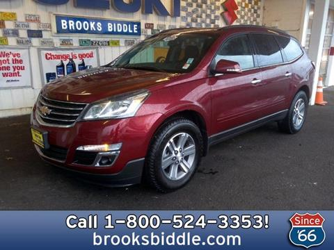2015 Chevrolet Traverse for sale in Bothell, WA