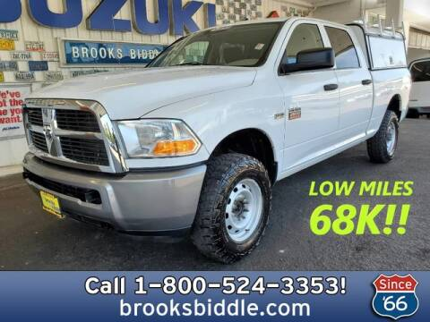 2011 RAM Ram Pickup 2500 for sale at BROOKS BIDDLE AUTOMOTIVE in Bothell WA