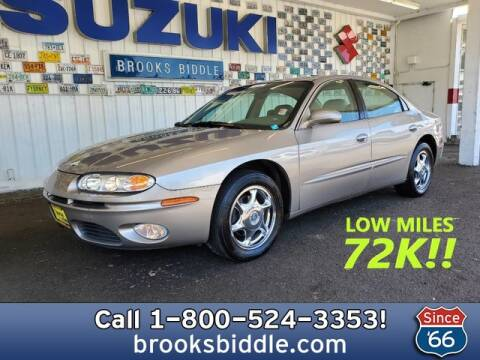2002 Oldsmobile Aurora for sale at BROOKS BIDDLE AUTOMOTIVE in Bothell WA