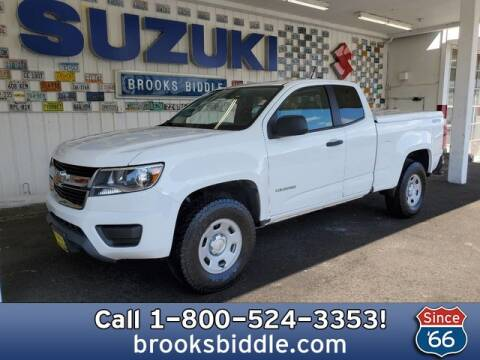 2016 Chevrolet Colorado for sale at BROOKS BIDDLE AUTOMOTIVE in Bothell WA