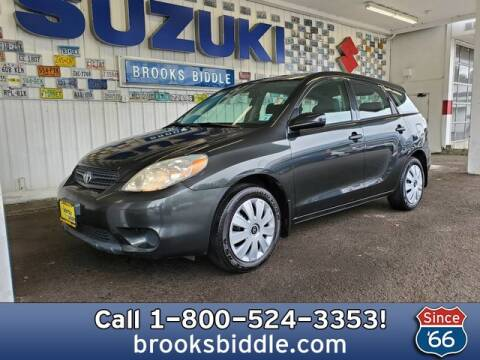 2006 Toyota Matrix for sale at BROOKS BIDDLE AUTOMOTIVE in Bothell WA