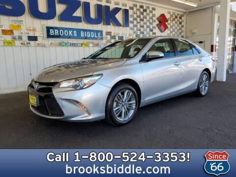 2017 Toyota Camry for sale at BROOKS BIDDLE AUTOMOTIVE in Bothell WA